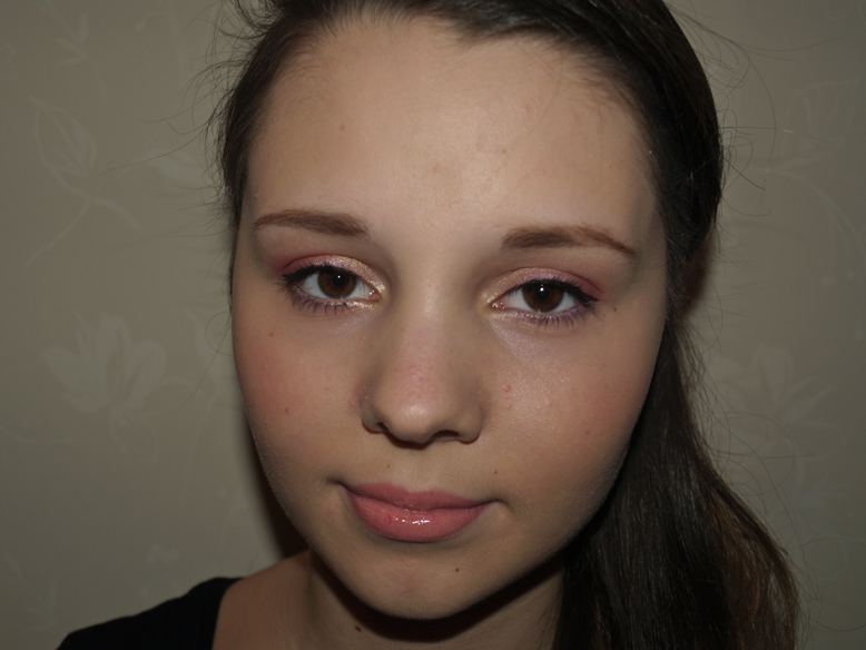 Valentine's Makeup Look