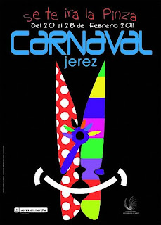 Jerez de la Frontera carnaval 2011 Autor: Eliseo Vicentti