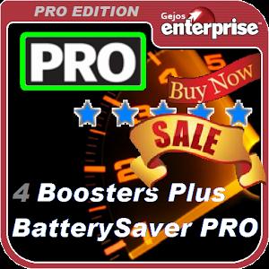 BOOSTERS PLUS BATTERYSAVER PRO APK v3.6.4 Download