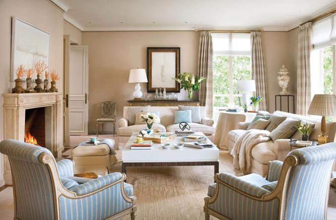Decandyou ideas de decoraci n y mobiliario para el hogar - Decoracion clasica actual ...