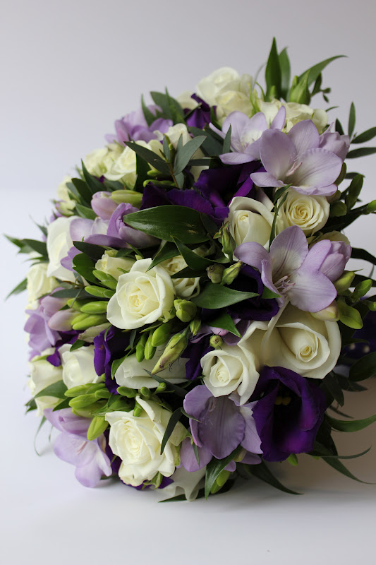Wedding Bouquets With Lisianthus : Broadview florist february