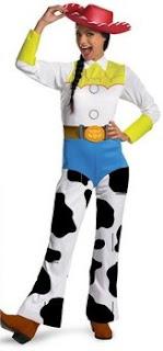 Jessie Classic Adult Costume