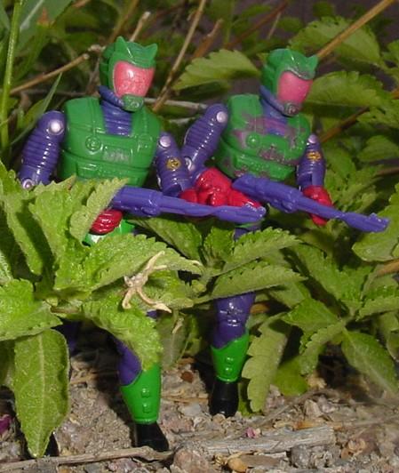 1992 Toxo Viper, Eco Warriors