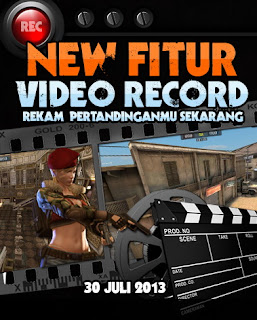 Cara Merekam Video Game Pointblank