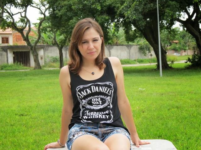 Regata Jack Daniel's Preta