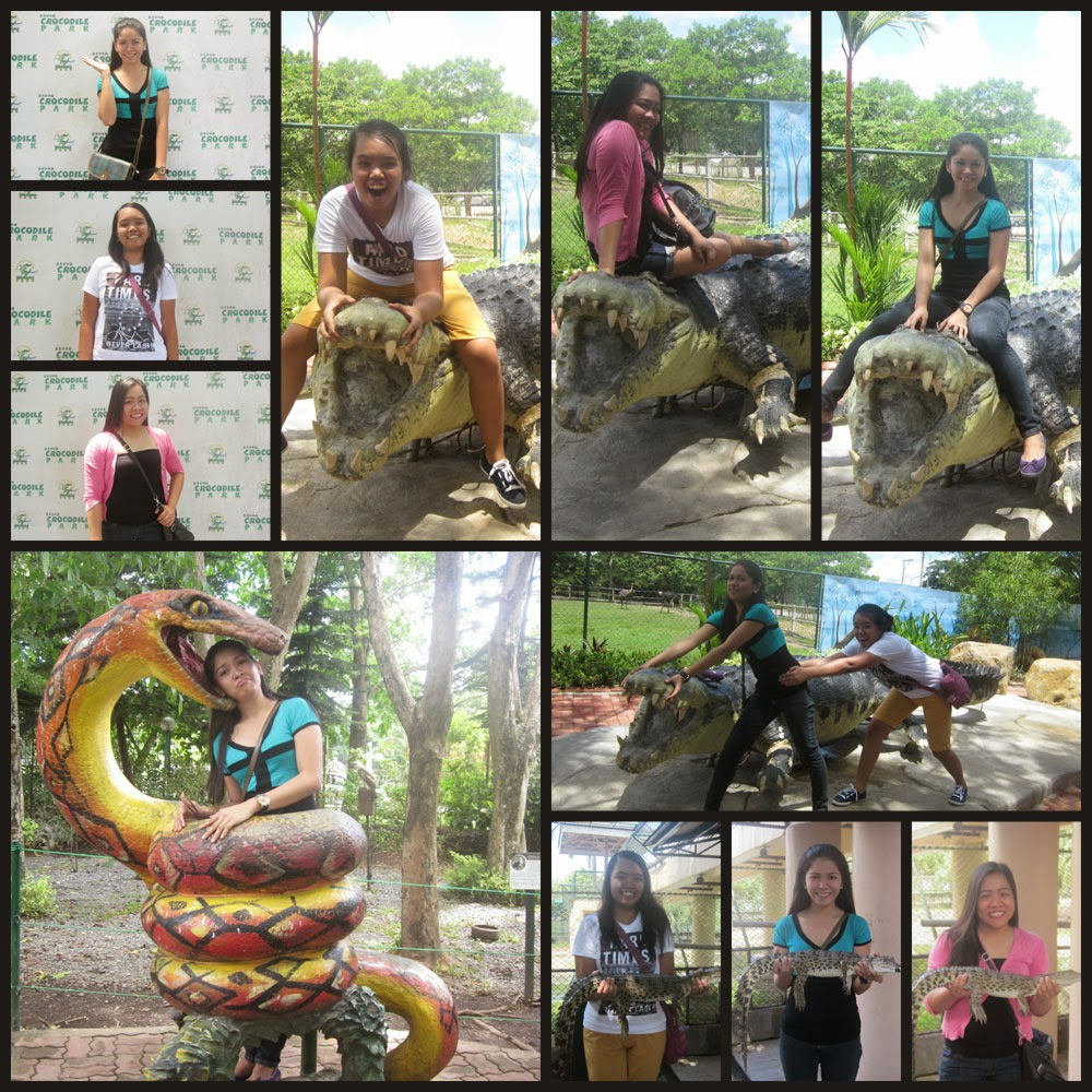 Travel to Davao Crocodile Park