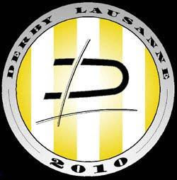 logo derby lausanne