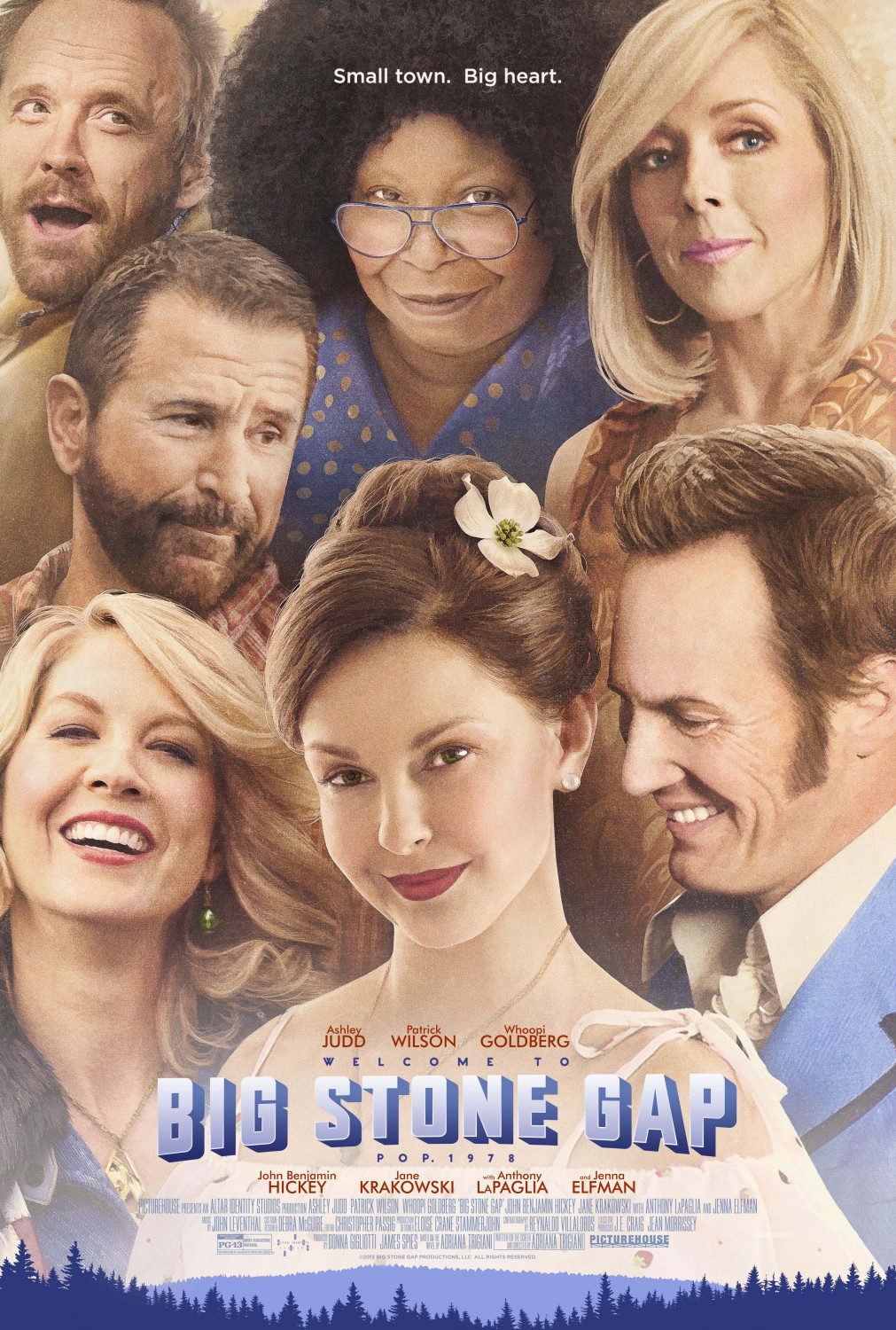 Big Stone Gap (Soltera A Los 40) (2014)