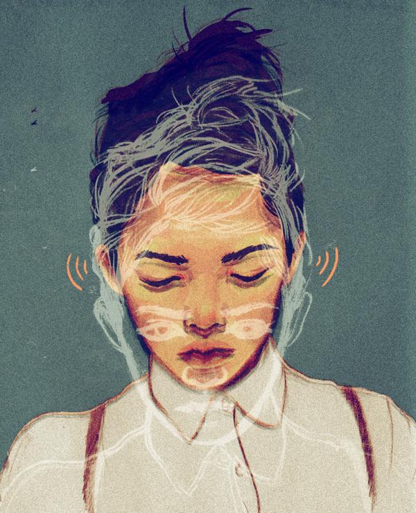 ©Sarah Gonzales - Ilustración | Illustration