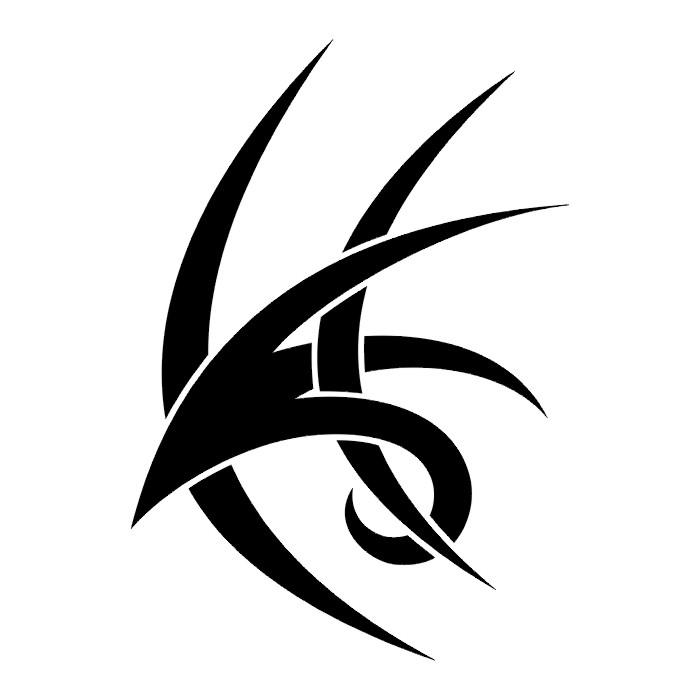 greats tribal tatoo designs 201 225. Black Bedroom Furniture Sets. Home Design Ideas