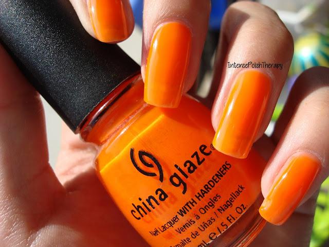 China glaze - Orange Knockout