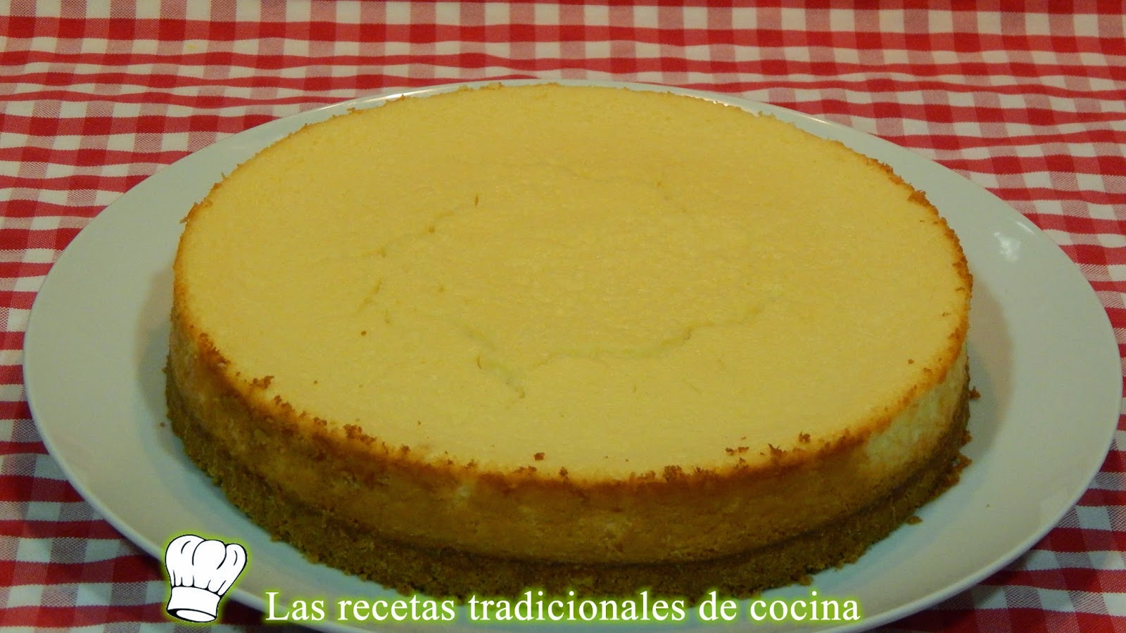 tarta de requesón