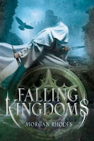 bookcover of FALLING KINGDOMS  by Morgan Rhodes