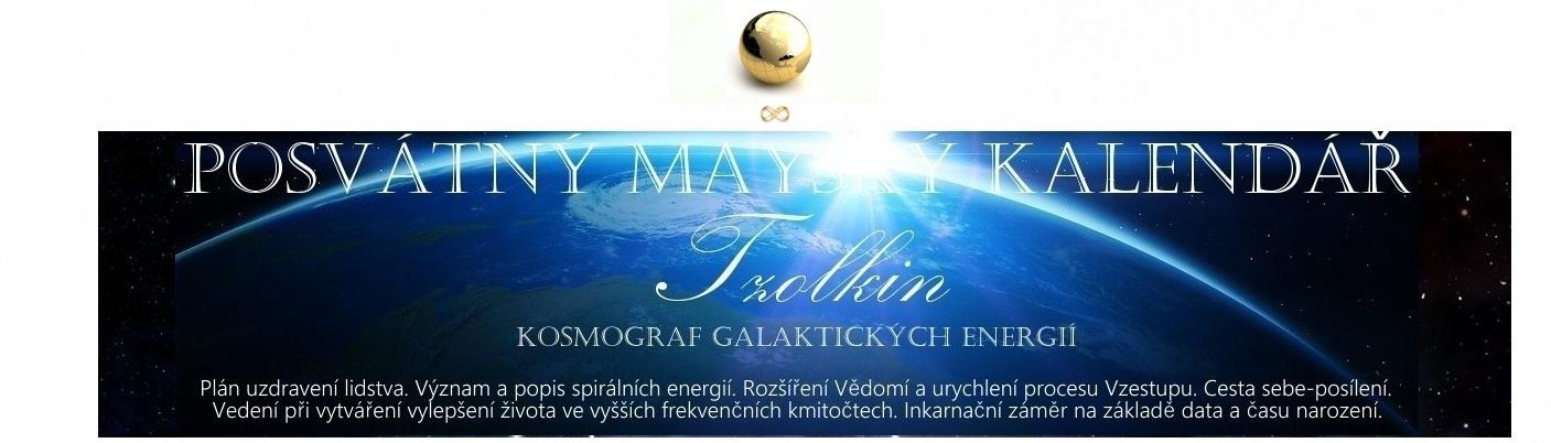 Posvátný Mayský kalendář