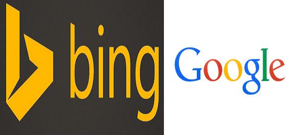 """BING """"menertawakan"""" Google dan Alphabet dengan peralihan domain abc.WTF ?"""