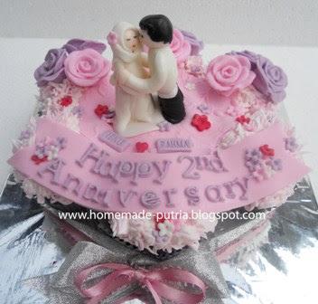 Order] Couple Anniversary Cupcake From Mba Rahma Jogja