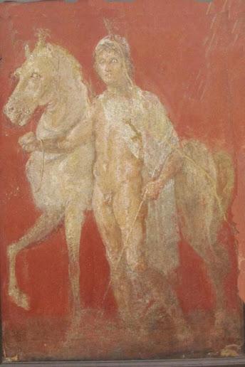 Pompeia y el Museo Arqueológico de Nápoles. 2015