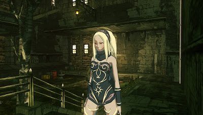 Gravity Daze (PS Vita)