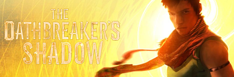 The Oathbreaker's Shadow by Amy McCulloch Blog Tour