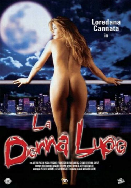 The Man-eater Aka La Donna Lupo 1999