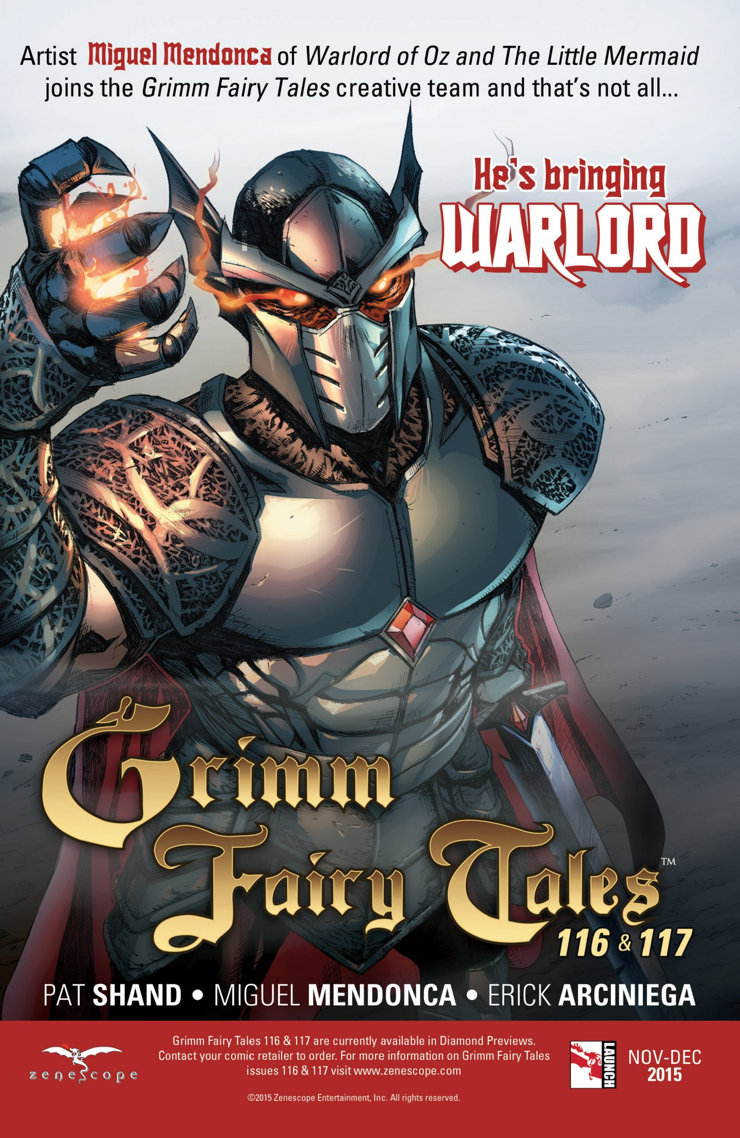 Grimm Fairy Tales (2005) Issue #114 #117 - English 27
