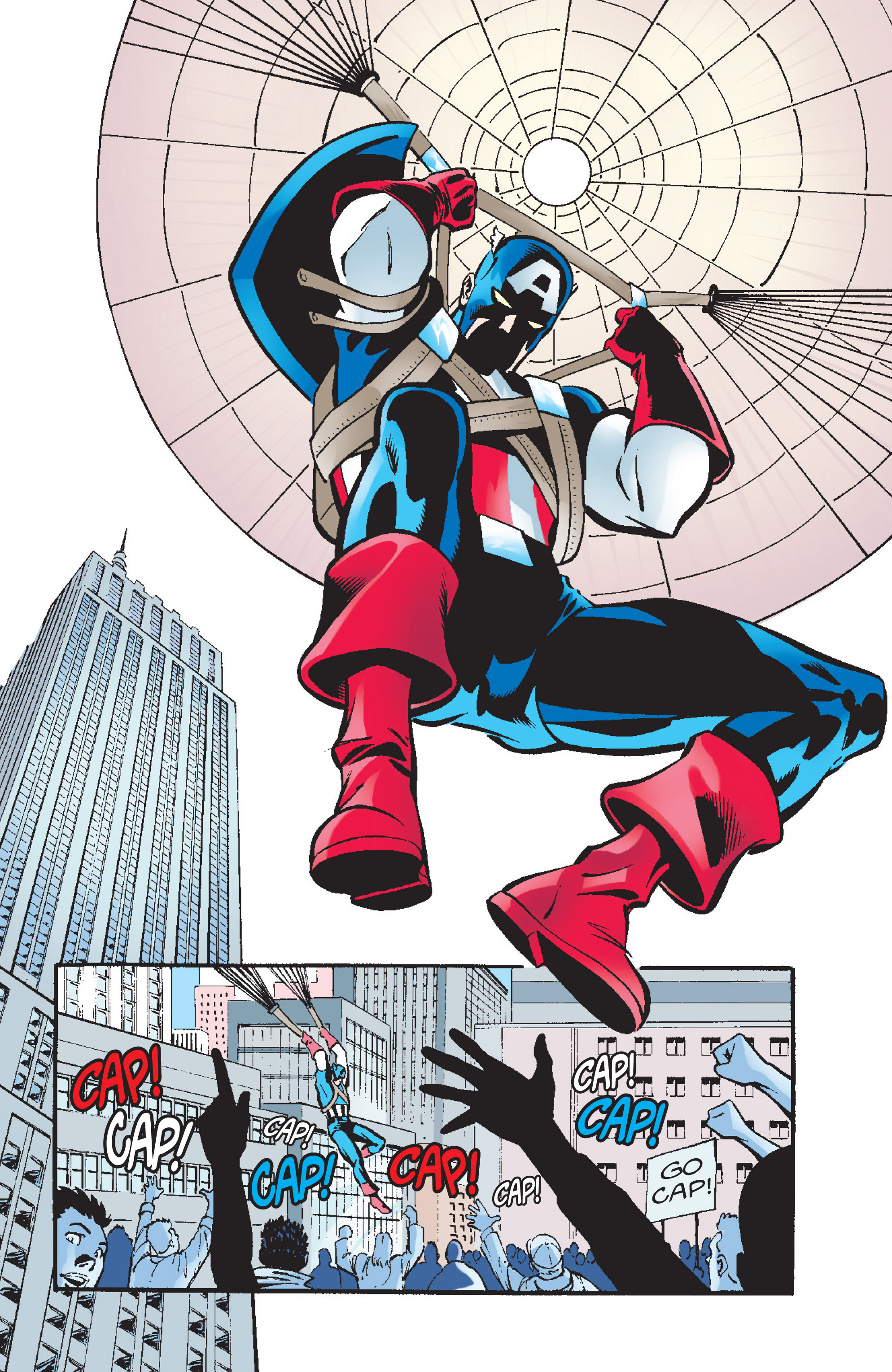 Captain America (1998) Issue #5 #8 - English 21
