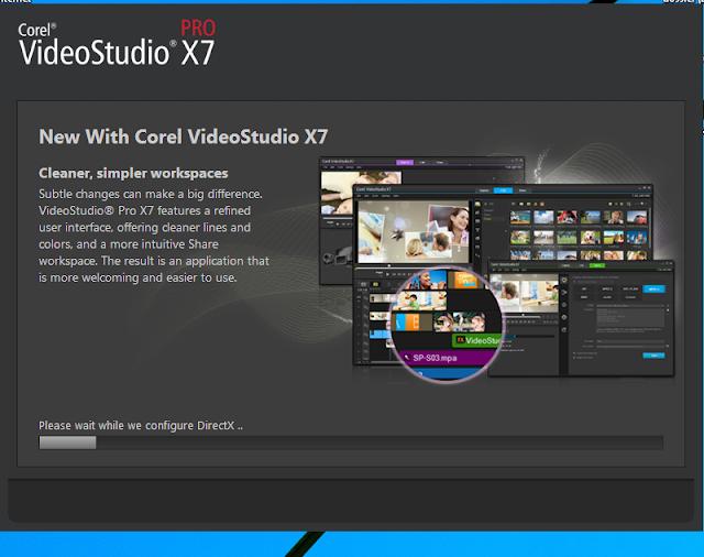 corel videostudio pro x7 تحميل كامل
