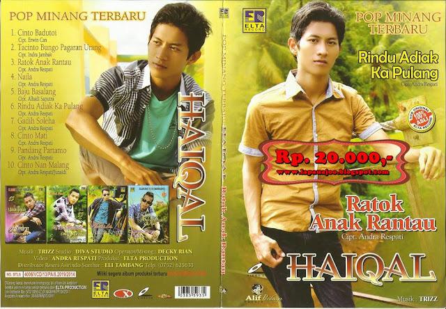 Haiqal - Ratok Anak Rantau (Album Pop Minang Terbaru)