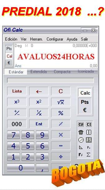 CALCULE SU IMPUESTO .........