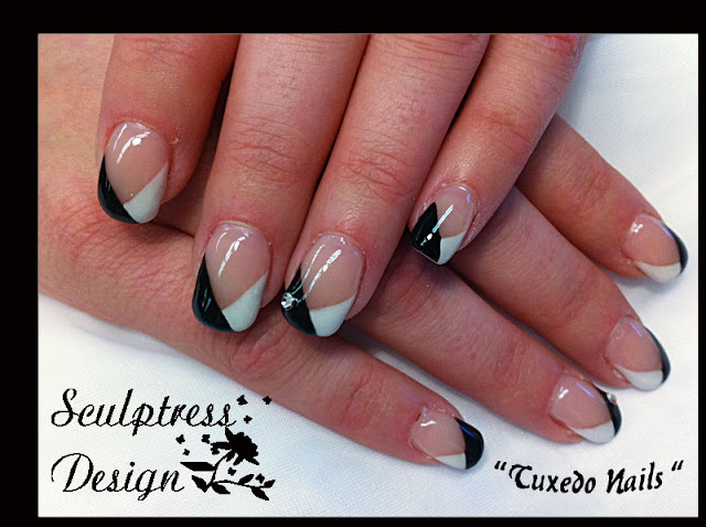 Gel Nail French Design