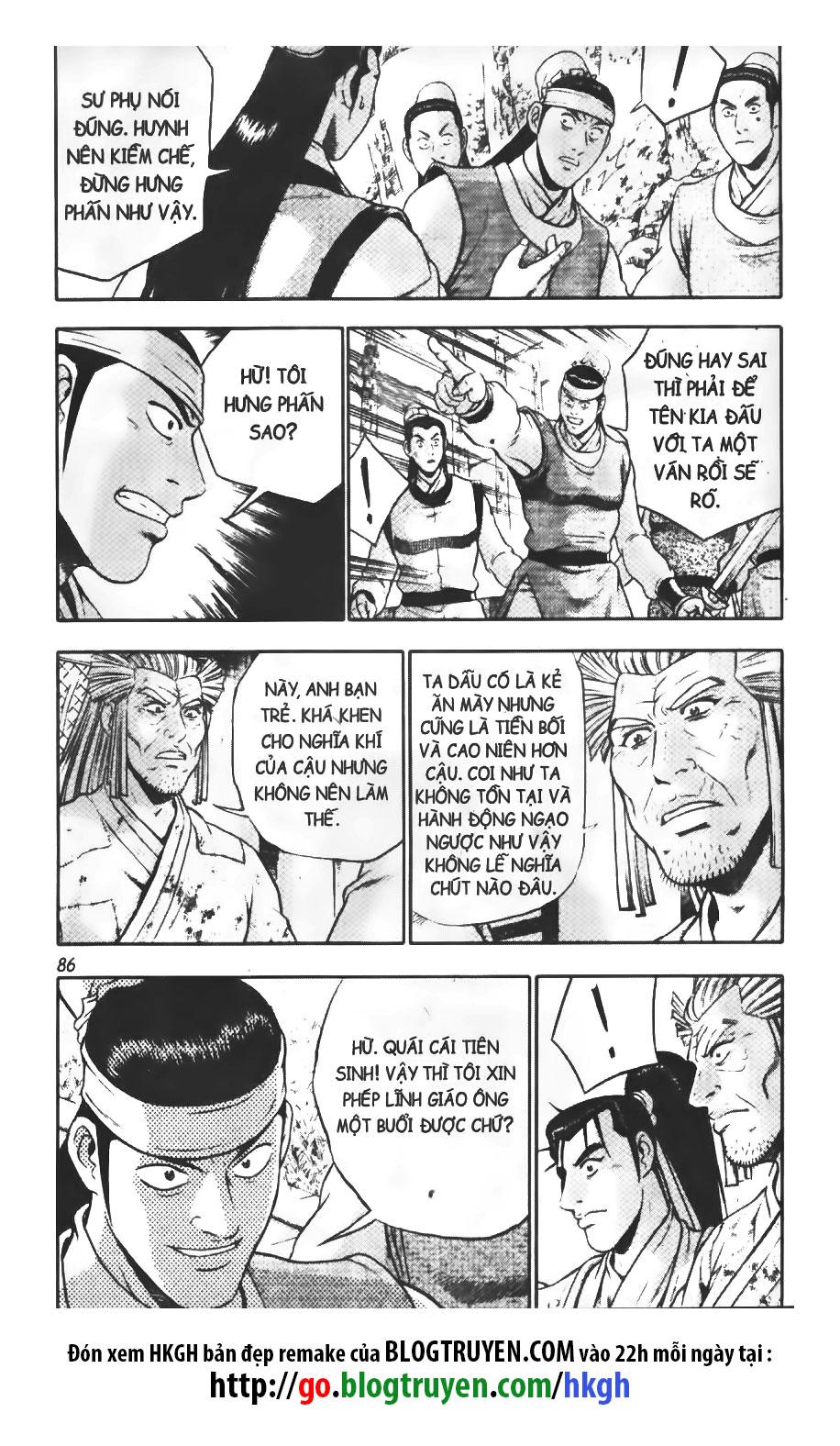 Hiệp Khách Giang Hồ chap 312 page 6 - IZTruyenTranh.com