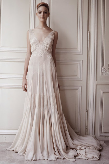 Gowns by Delphine Manivet Fall 2014 Haute Couture : Cool Chic Style Fashion
