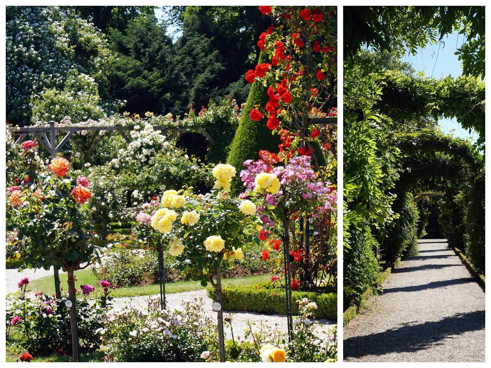 Passion terrasse fl nerie au jardin de bagatelle for Jardin bagatelle