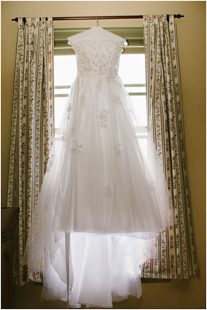 Disney Wedding Inspiration: At-Home Disney Wedding - Bethanee and Benjamin
