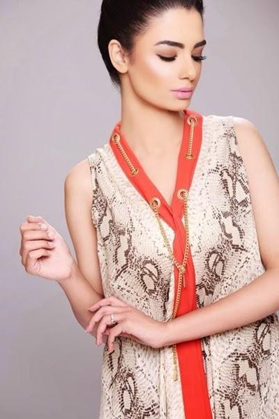 Rabiya Mumtaz A/W Silk Collection 2014