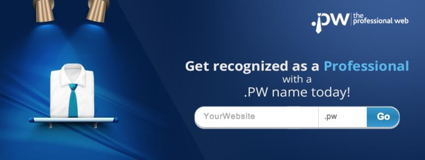 Create Your Own Pw Or Professional Web Domain In