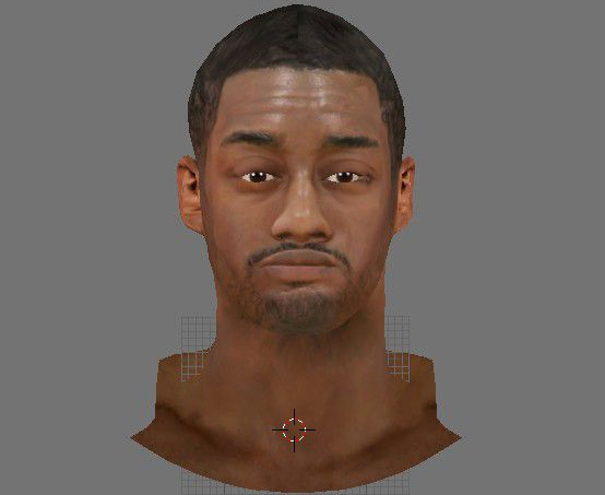 NBA 2K14 John Wall Next-Gen Face Mod