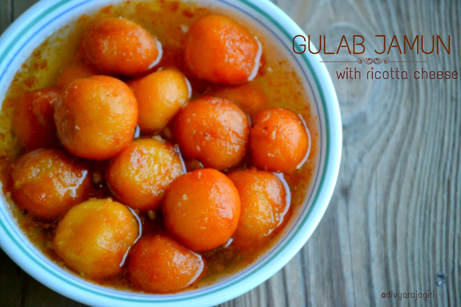 how to make sugar syrup for gulab jamun in tamil