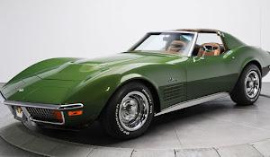 Tüm Zamanların En Güzel Klasik Arabaları