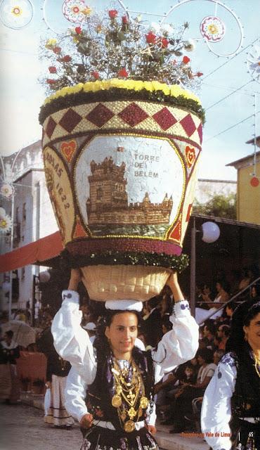 Vila Franca do Lima, a terra dos cestos de flores e da Festa das Rosas