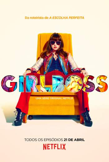 Girlboss 1ª Temporada Torrent – WEBRip 720p Dual Áudio (2017)