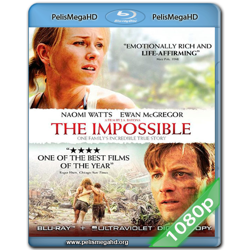 LO IMPOSIBLE (2012) FULL 1080P HD MKV ESPAÑOL LATINO