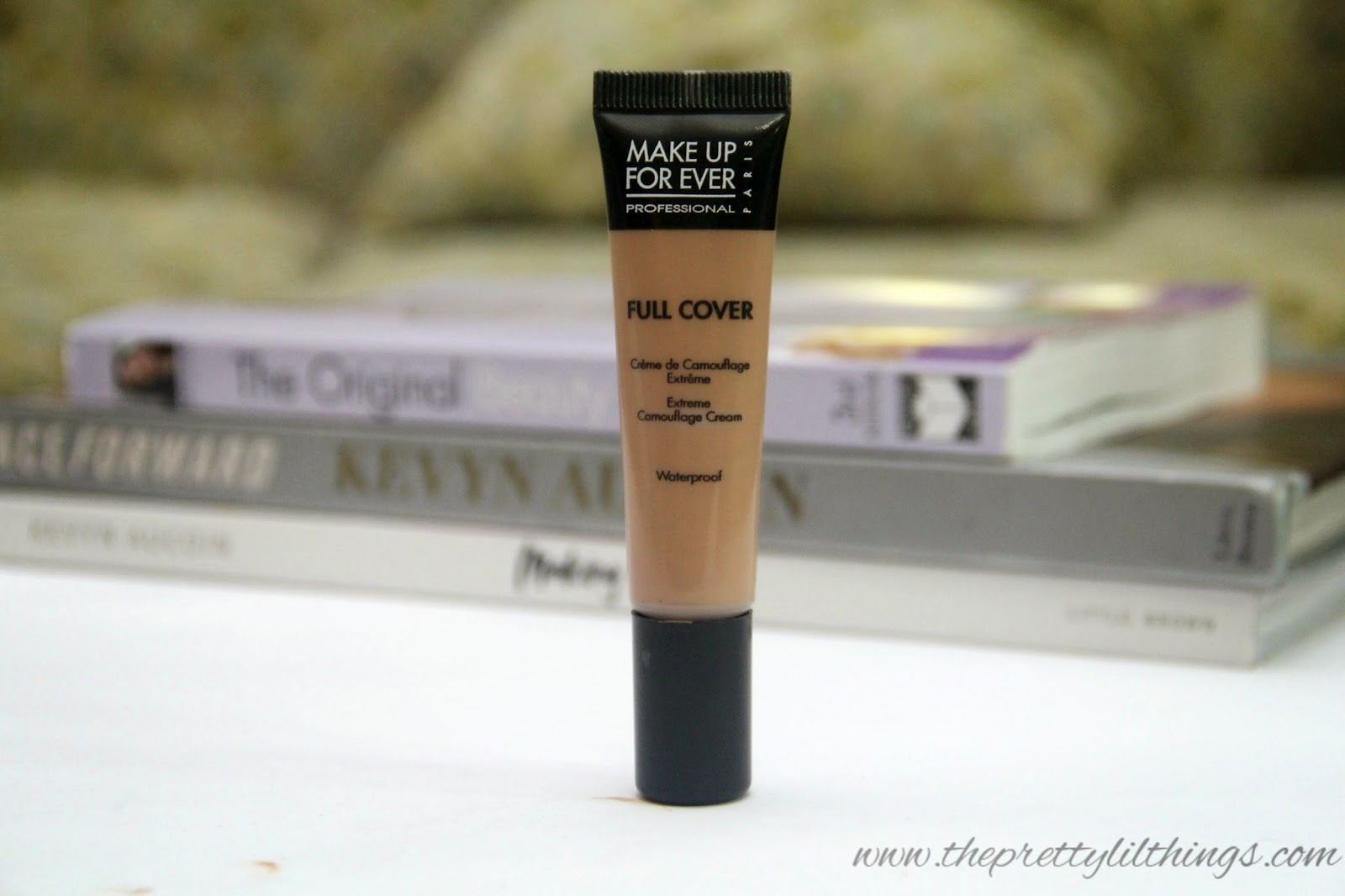 The Pretty Lil Things Blog: REVIEW: Make Up For Ever Full Cover Extreme Camouflage Cream