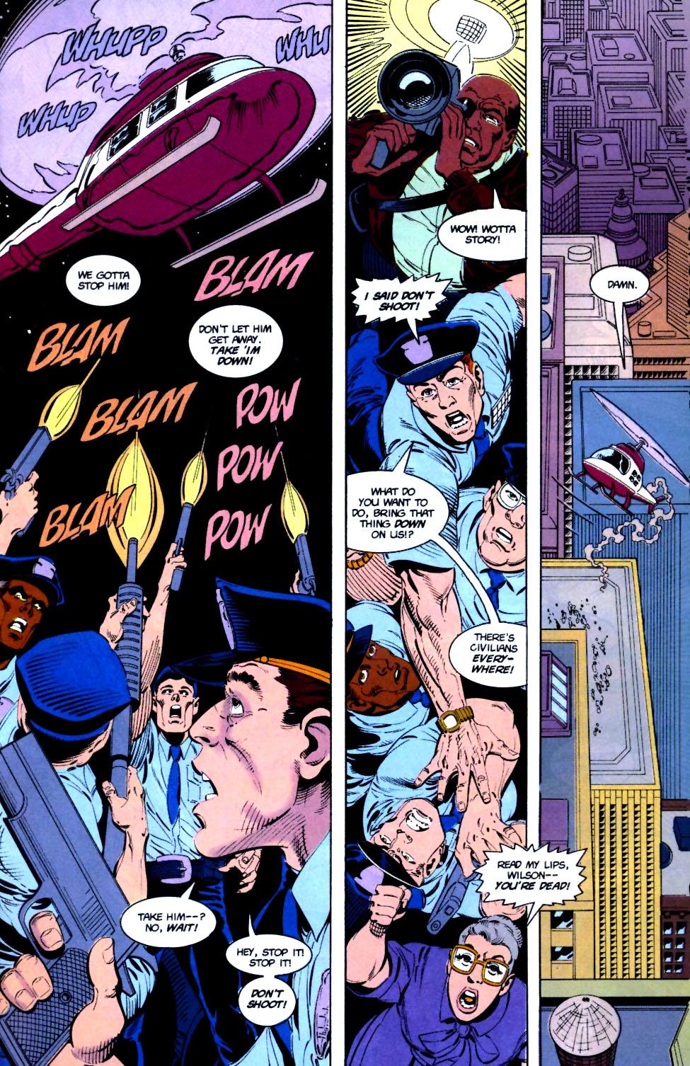 Deathstroke (1991) Issue #16 #21 - English 6