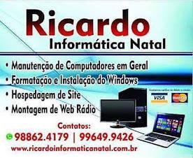 RICARDO INFORMACA NATAL