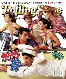 ROLLING STONE magazine - Fast Friends