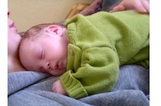 Little Baby Nati. Stock Photo credit: galgan