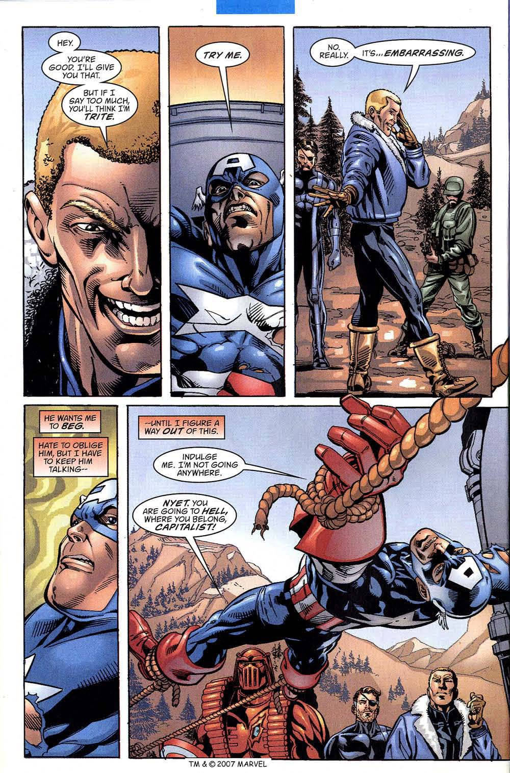 Captain America (1998) Issue #43 #50 - English 8