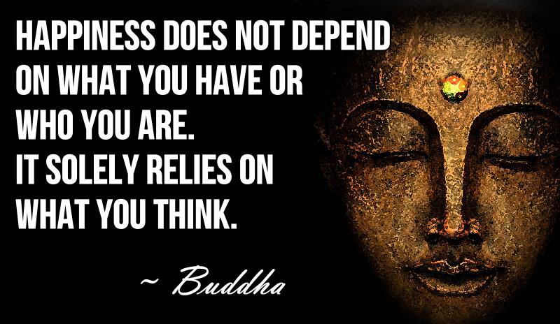 Buddha Quotes on HappinessQuotes About Karma Buddha