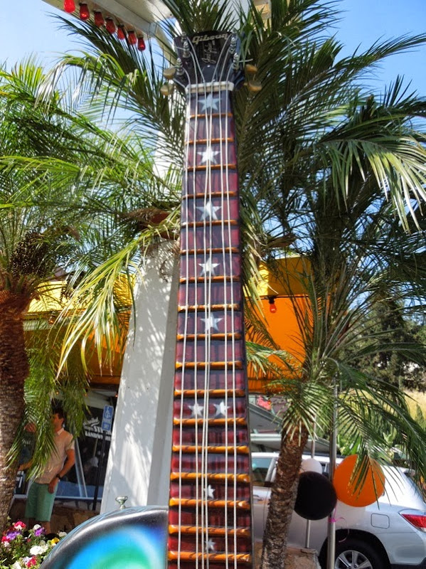 Janis Joplin GuitarTown tribute strings